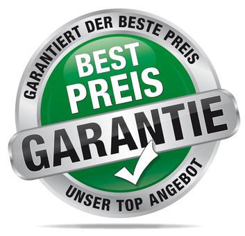 Garantiert der beste Preis
