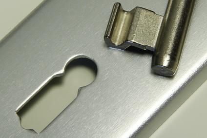 Schutzbeschlag Sicherheit